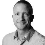 Jeppe Salmonsen, Operations Director hjælper med at skabe fremtidens kolletive trafik hos Trapeze Group