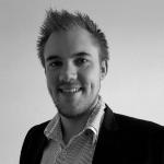 Morten Fjerritslev Finance Analyst hjælper med at skabe fremtidens kollektive trafik hos Trapeze Group