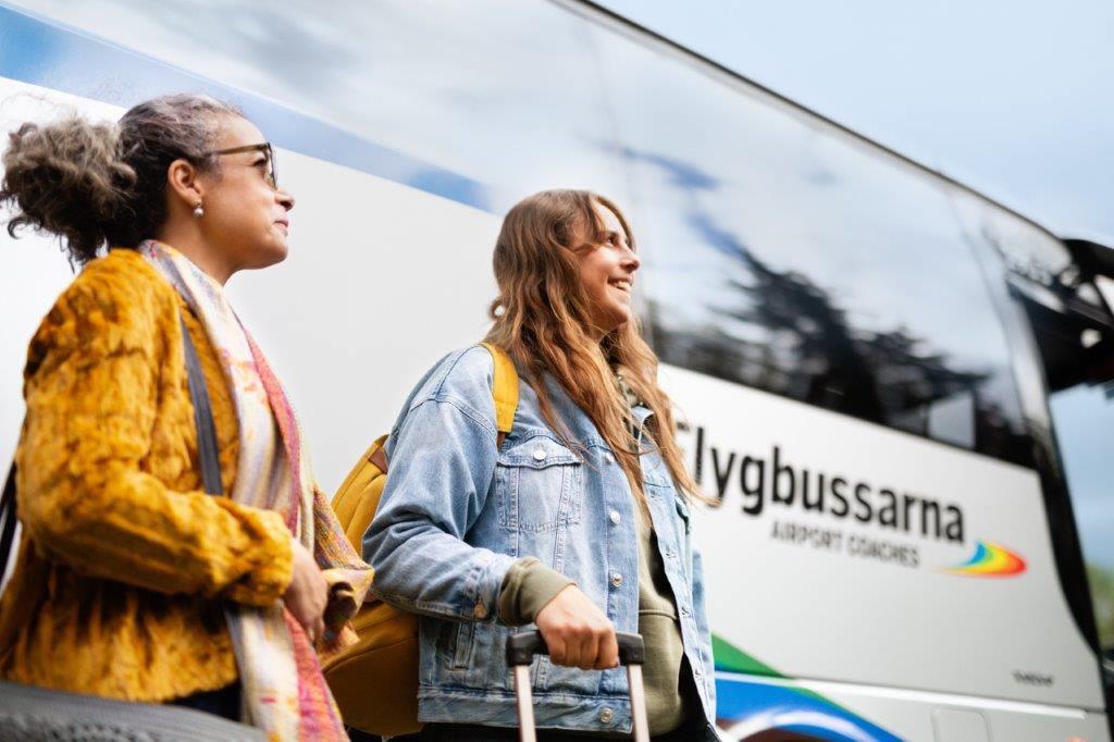 Flygbussarna  airport bus
