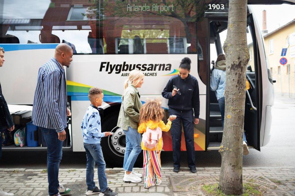 flygbussarna banner