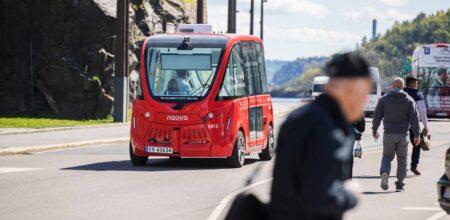 Kollektiv trafik bliver selvkørende i fremtiden